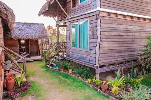 MKP House - Praia de Macapá Bangalô 02