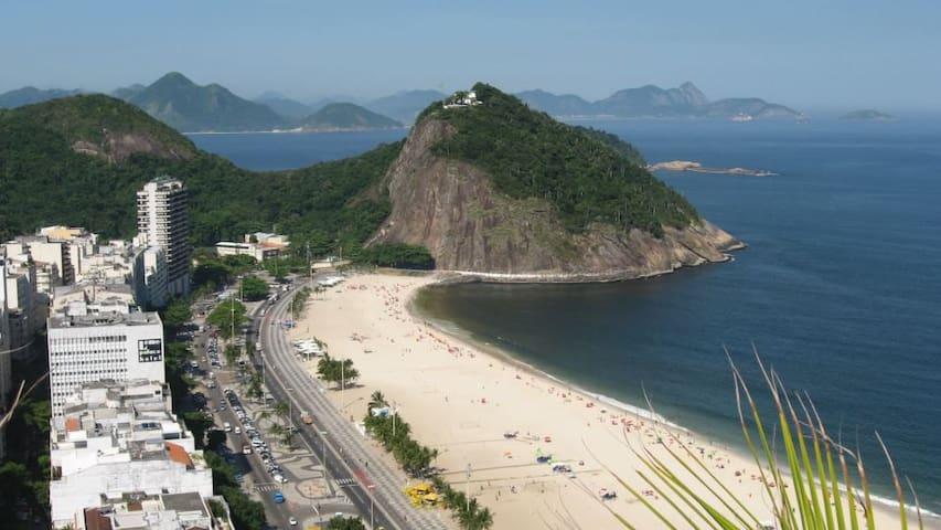 Studio Maravilhoso no Leme ( Copacabana)