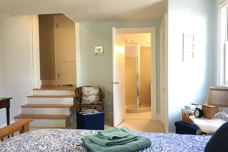 Private bath. Full breakfast. Walk to everything! - Marblehead - Σπίτι