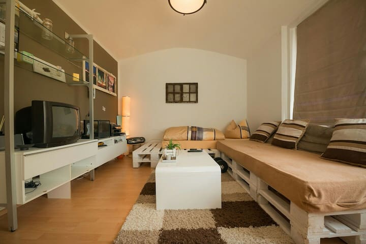 City-Apartment im Industrie-Style - Chemnitz - Appartement