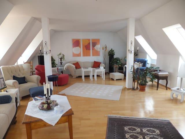 Über den Dächern von Hameln - Hameln - Wohnung