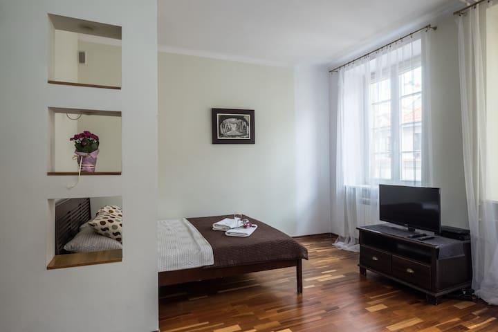 Piwna Old Town Studio Apartment