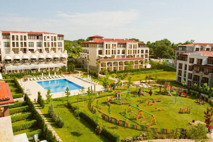Green Life Resort Sozopol 3bd