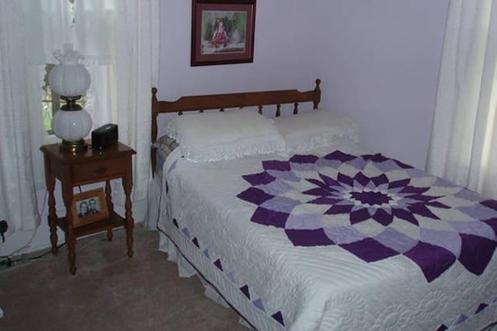 Bedroom #2 FullSize Bed
