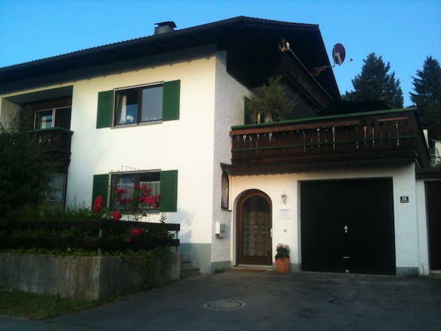 Apartment at the feet of the Alps - Halblech - Appartement