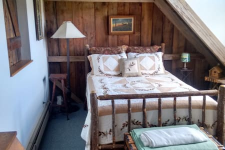 William Barclay Room in Lodge at Millstone Hill - Bed & Breakfast