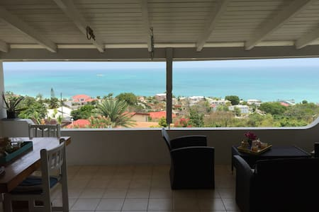 Amazing Views from Lush Life Villa - Saint John's