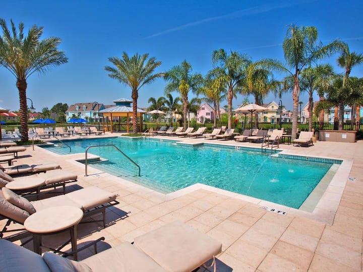 Oasis of Orlando! Clean spacious Villa by Disney