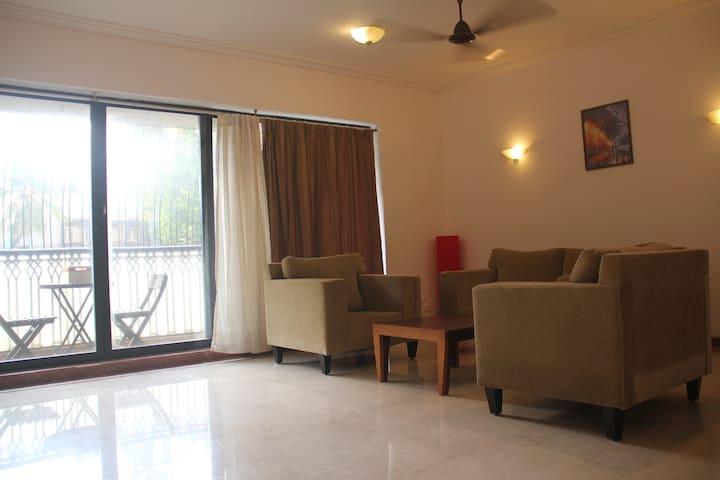 Premium Apartment next to Mehboob Studio in Bandra - Mumbai - Appartement