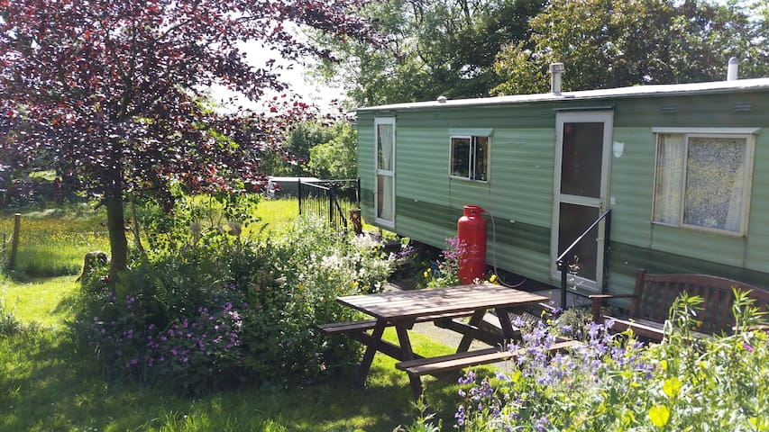 Innovative  Static Caravan Holiday Hire At White Cross Bay Windermere Cumbria