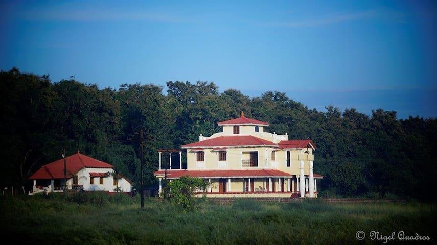 Moradia dos Quadros (Cottage) - Piedade - Gästhus