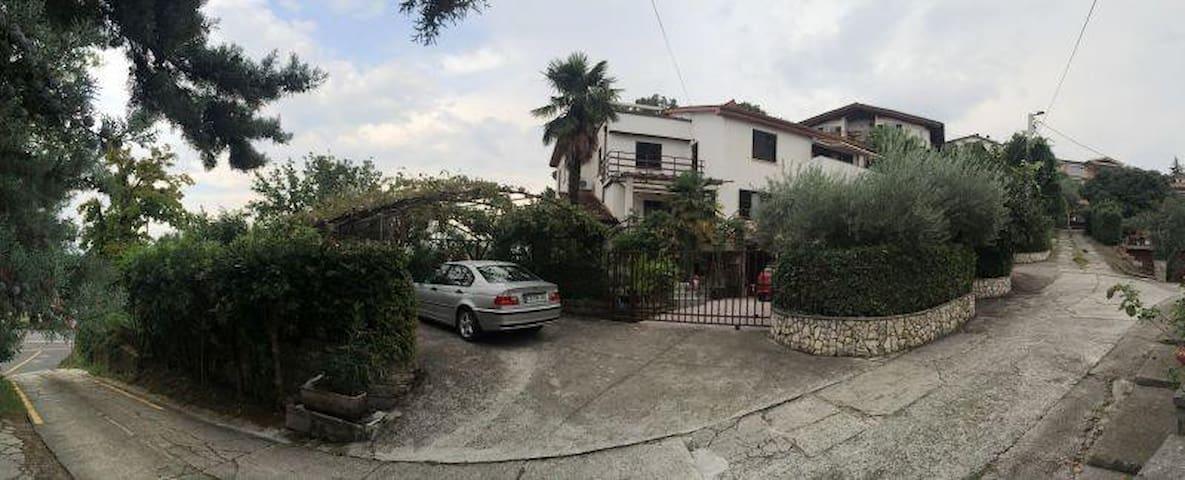 Studio apartment for 2 in Koper