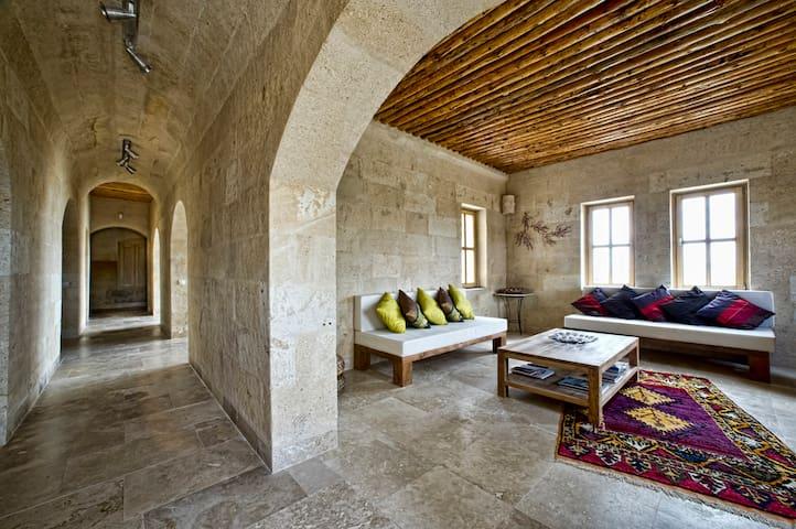 ART RESIDENCE CAPPADOCIA - Uçhisar - Haus