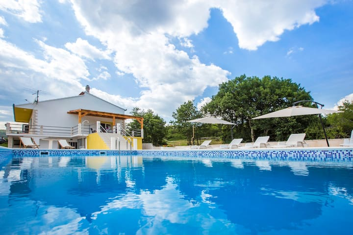 Holiday house with swimming pool - Neorić - House