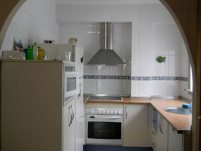 Piso 2 habitaciones, Granada - Granada - Apartment