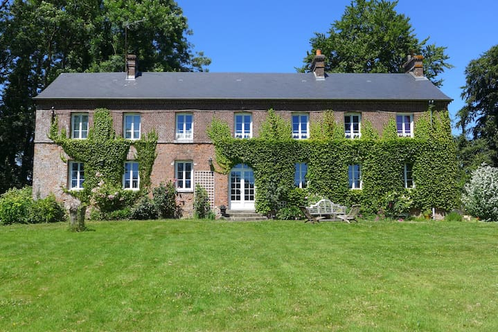 Clos masure - Beauval-en-Caux - Penzion (B&B)
