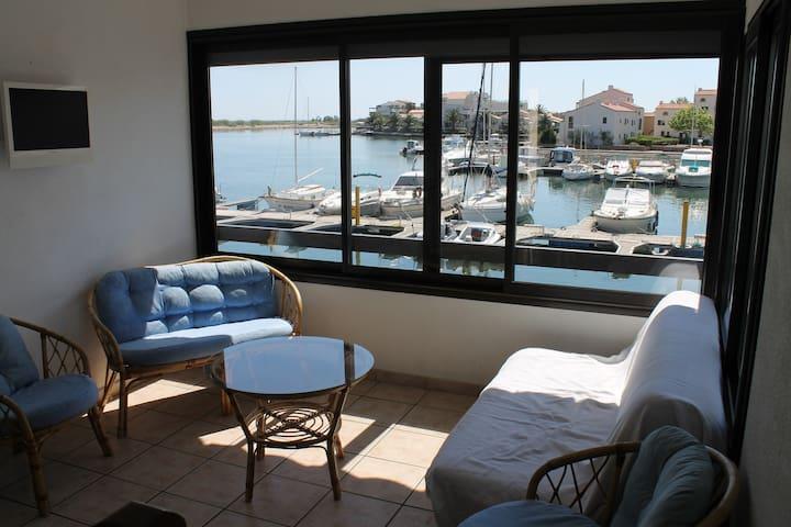 Duplex sur Marina - Saint-Cyprien - Apartment