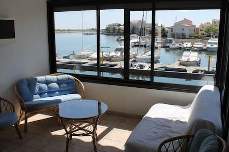 Duplex sur Marina - Saint-Cyprien