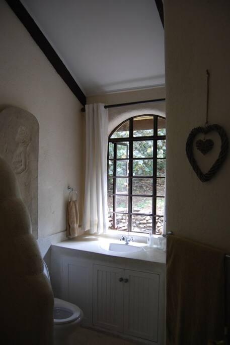 Single Shower Room