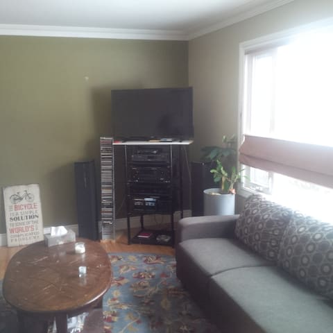 Suite 1 - Winnipeg - Appartement