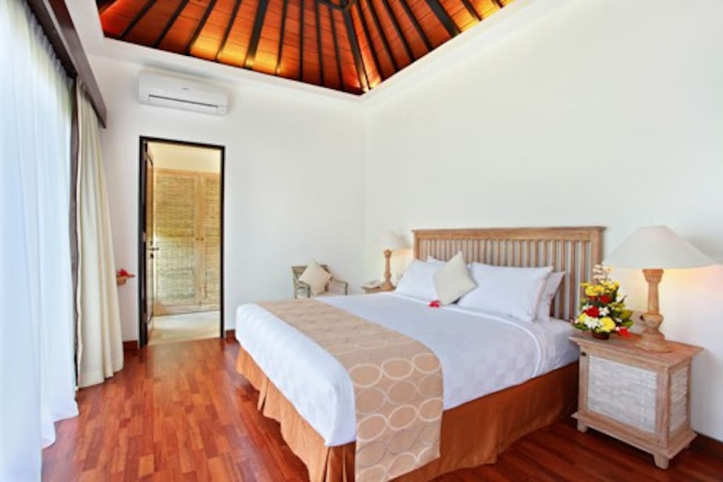 1 bedroom luxury villa pondok sara at double six villas for 6 bedroom villa bali