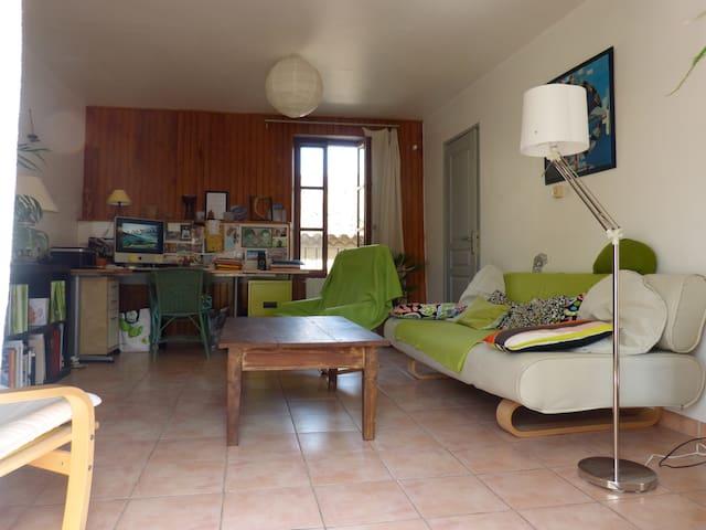 Charmante maison de village - Montboucher-sur-Jabron - บ้าน