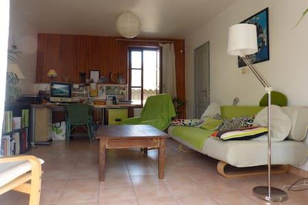 Charmante maison de village - Montboucher-sur-Jabron