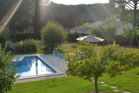 Villa avec piscine privatisée - Caldes de Malavella - Willa