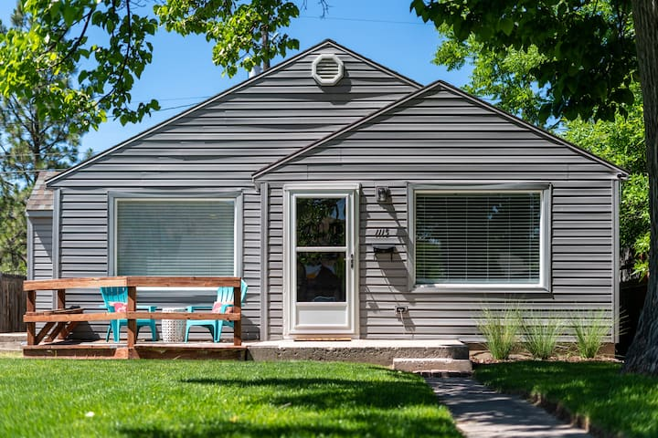 🧡Family Bungalow - Across from ISU🧡