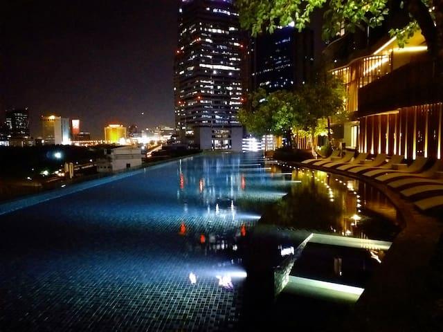 ❤ Brand New❤ Super Luxury High Floor near BTS,MRT