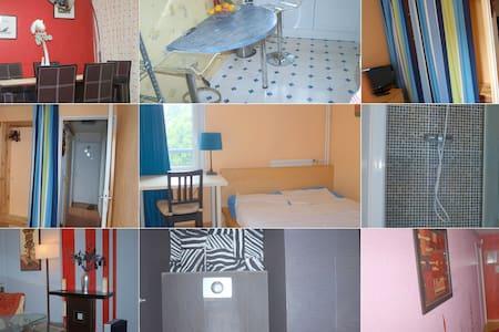 CHAMBRE MEUBLEE - Champs sur marne - Apartamento