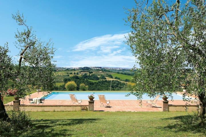 IL BORGO Tranquillity in Chianti 20 - Montespertoli - Apartament