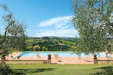 IL BORGO Tranquillity in Chianti 20 - Montespertoli