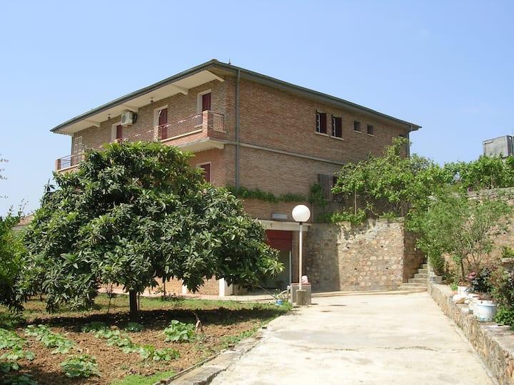 LOCATION VILLA A BEJAIA (ALGERIE)