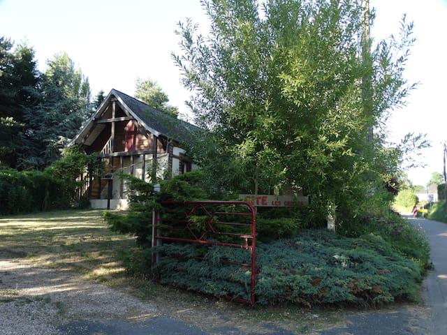 Gîte les Cèdres en Pays de Caux - Sainte-Foy - House