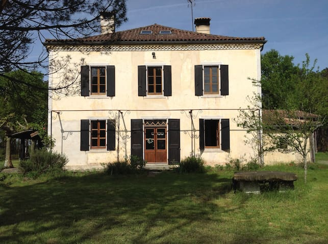 ARRION chambres d'hôtes-4 chambres - magescq - Bed & Breakfast