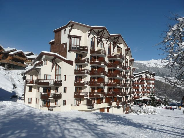 Appartement T2 à Courchevel - La Tania - La Perrière - Condominium