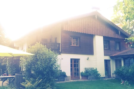 Natural bed & breakfast 5-Seenland - Egling - Rumah
