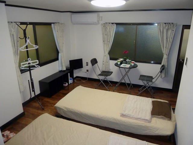 Studio(2) to go to kiyomizu erea
