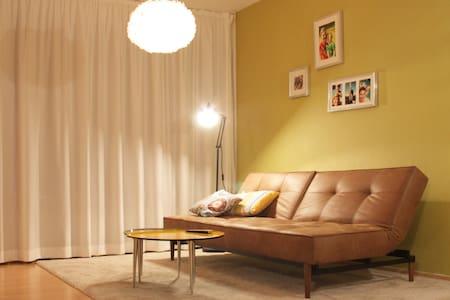 Schicke Wohnung in der City - Bayreuth - Apartamento