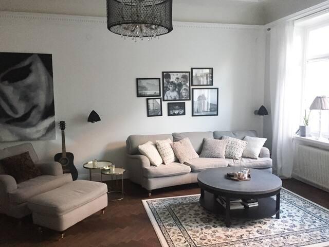 Luxury apartment in Stockholm - Stockholm - Apartment