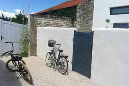 maison à l'île d'oleron accès plage - La Brée-les-Bains