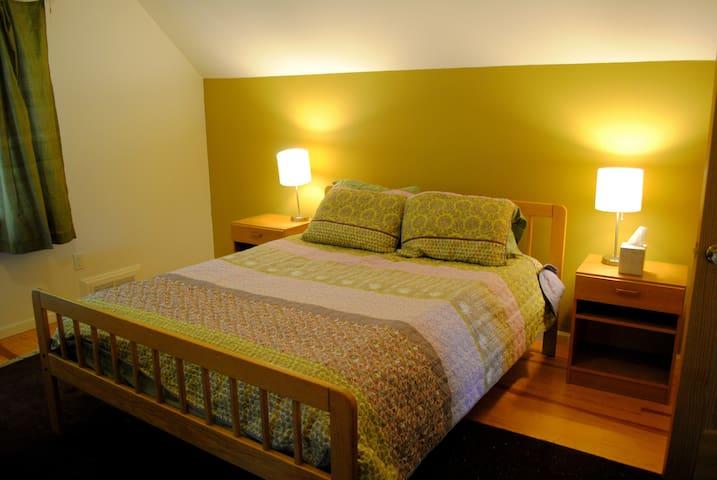 ann arbor spacious room near downtown - Ann Arbor - House