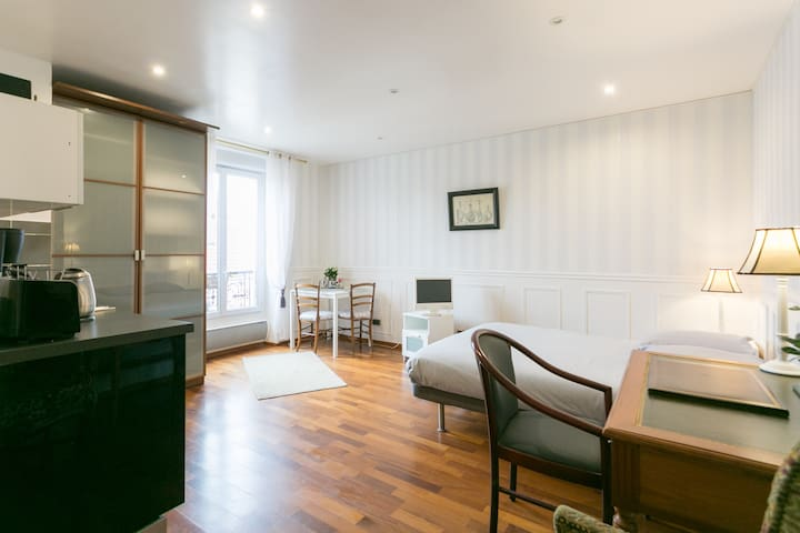 Studio de 27 m² - Paris - Appartement