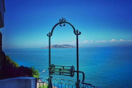 Impressive Seaside House, Burgazada - Burgazadası