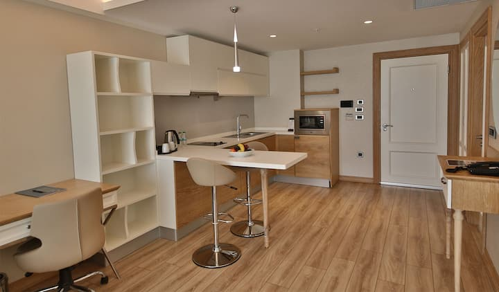 1 BR Cozy Luxury Residence in Atasehir