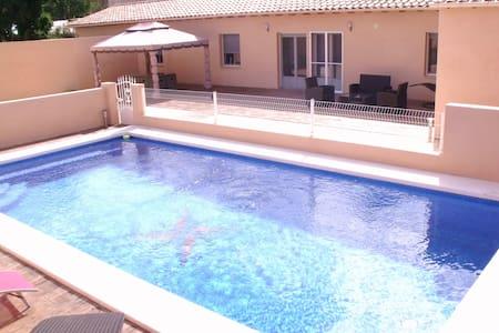 Villa 6/8P et Piscine privée chauffée prox Argelès - Villelongue-Dels-Monts - 別荘