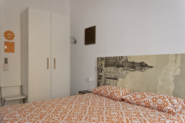 Central Cebollitas B&B Napoli,single/double room