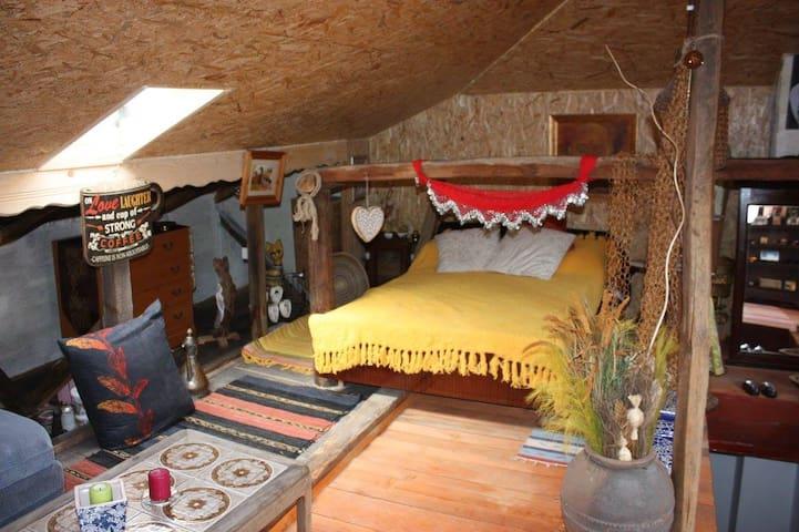 Adart Home   -  mountain art  space