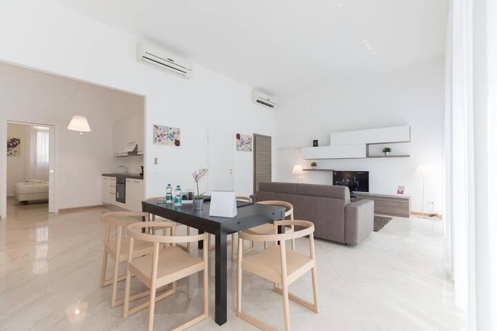 Appartamento Piazza Valli